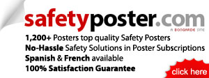SafetyPoster.com - Best Selection of Safety Posters Online